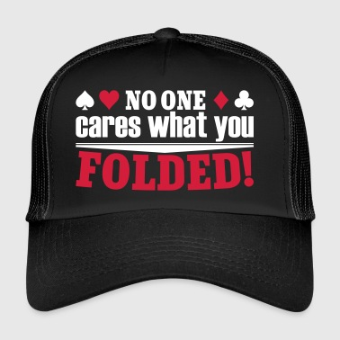 Funny poker casino - Trucker Cap