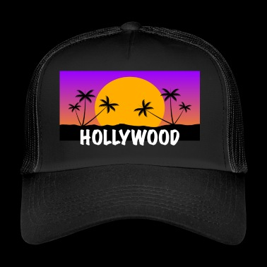 HOLLYWOOD Shirt - Trucker Cap