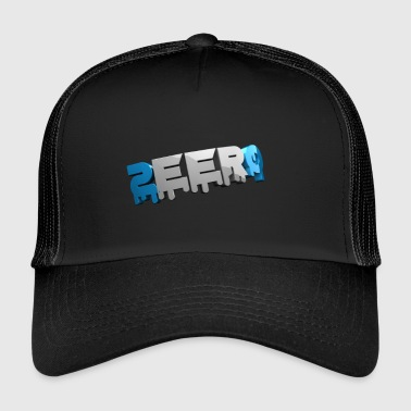 Zeero officielle T-shirt - Trucker Cap