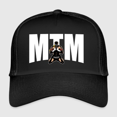 Muay Thai Cappello Madrid - Trucker Cap