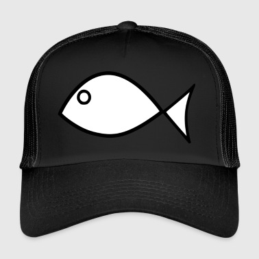 fish229 - Trucker Cap