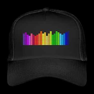 Equalizer HD - Trucker Cap