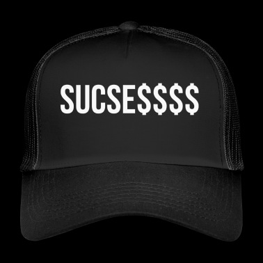 Sucess, provokantes Design - Trucker Cap