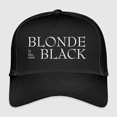 Blond! - Trucker Cap