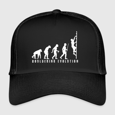 Bouldering evoluutio - Trucker Cap
