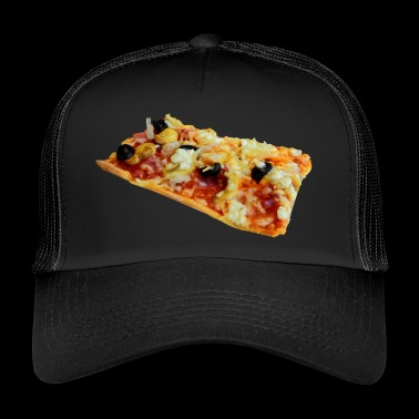 pizza pizzeria food essen restaurant36 - Trucker Cap