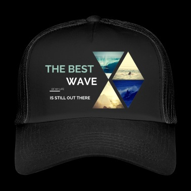 Paras Wave - Trucker Cap