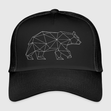 Orso triangolo Design - Trucker Cap