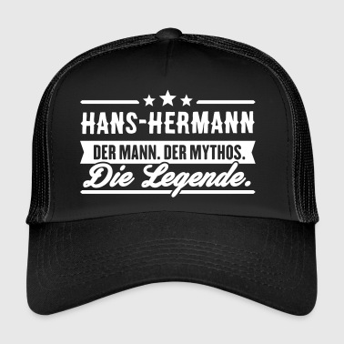 Man Myte Legend Hans-Hermann - Trucker Cap