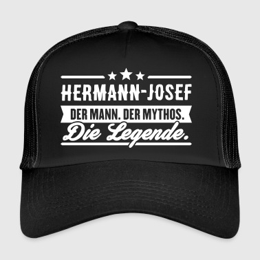 Man Myte Legend Hermann-Josef - Trucker Cap