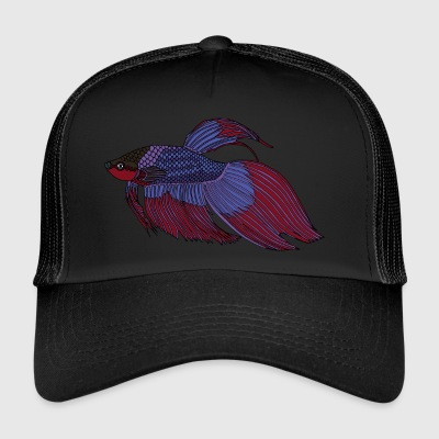 fishcoloured - Trucker Cap