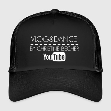 VLOG & DANCE by Christine White Mug - Trucker Cap