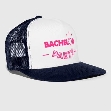 Bachelor party - Trucker Cap