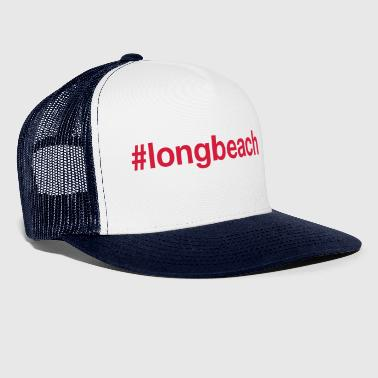 LONG BEACH - Gorra de camionero