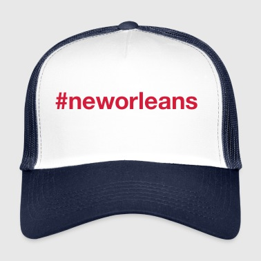 NEW ORLEANS - Trucker Cap