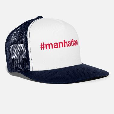 Manhattan MANHATTAN - Cappello trucker