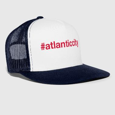 ATLANTIC CITY - Gorra de camionero