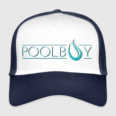 Poolboy Pool Pool 1 - Trucker Cap