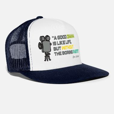 Cinema Passion for the cinema - Trucker Cap