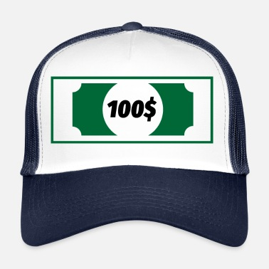 Dollar 100$ - Trucker Cap