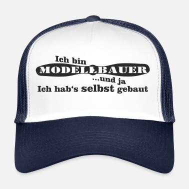 Model modelers - Trucker Cap