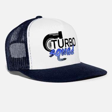 Boost TURBO SQUAD Boost Tuning - Trucker cap