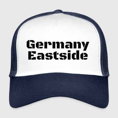 Ddr East side Germany DDR - Trucker Cap