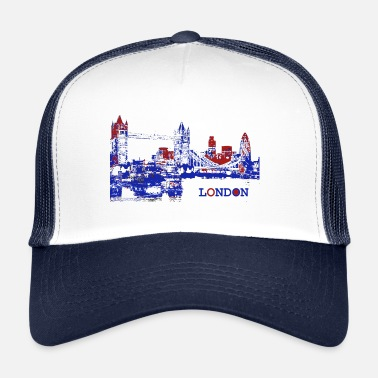 London London - Trucker Cap