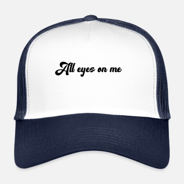 2pac All eyes on me - Trucker Cap