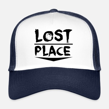Lost Place Lost Place - Trucker Cap