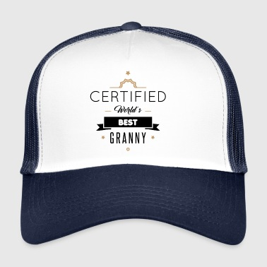 WORLD'S BEST GRANNY - Trucker Cap