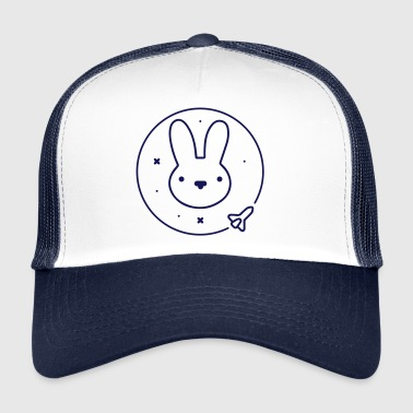 Space Bunny - To Venus And Beyond - Trucker Cap
