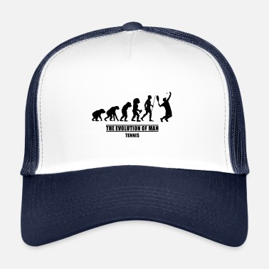 Evergreen Evolution Tennis Evergreen Story Gift - Casquette trucker