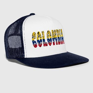 Wereldbeker Colombia - Trucker Cap