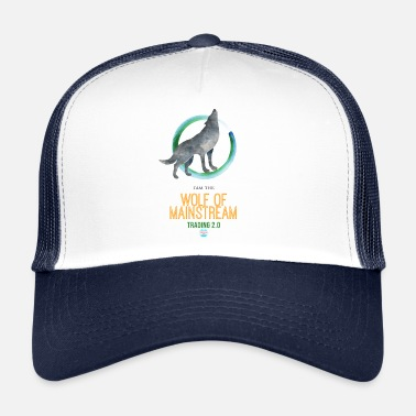 Wall Street The wolf of trading 2.0 - Trucker Cap