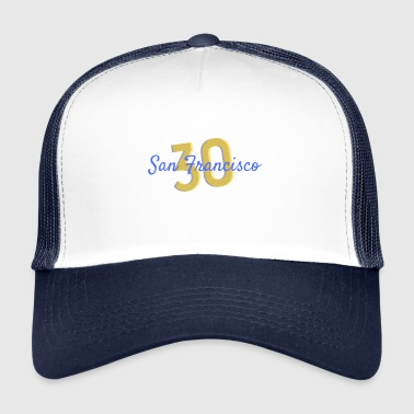 Stephen Basketball - Trucker Cap