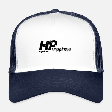 Happiness HP Happiness Happiness - Trucker Cap