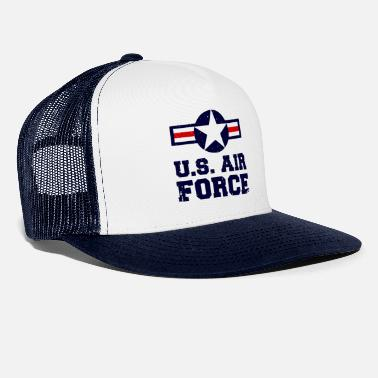 Us US AIR FORCE - Casquette trucker