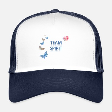 Team Spirit TEAM SPIRIT - Trucker Cap
