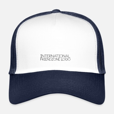 Friendzone zone ami - Trucker Cap