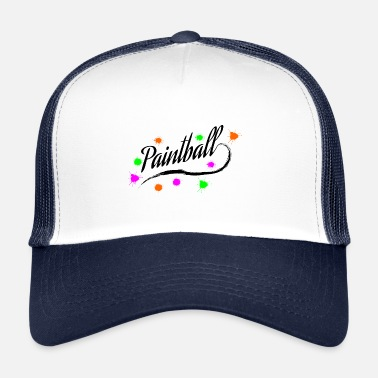 Paintball Paintball - Trucker Cap