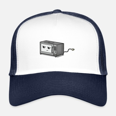 Magnetron Magnetron Cartoon / Comic - Trucker cap