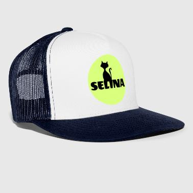 Selina Surname First name - Trucker Cap
