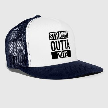 Straight Outta 2012 - Trucker Cap