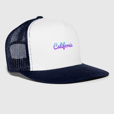 Californie Californie - Trucker Cap