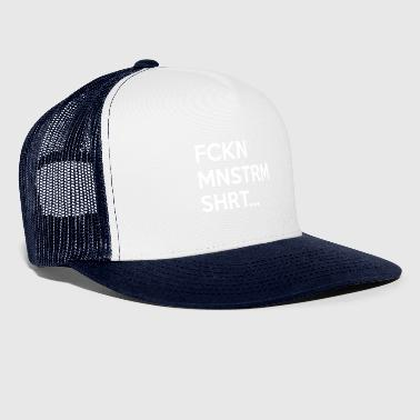 camicia bianca Mainstream Edition - Trucker Cap
