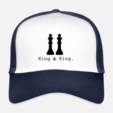 King King & King. - Trucker Cap
