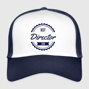 best director ceo chef - Trucker Cap