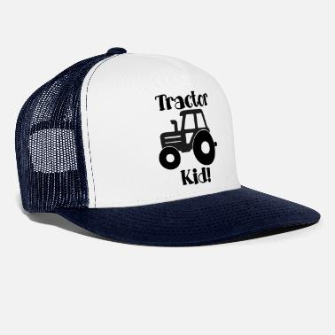 Kids Tractor kid - Trucker Cap