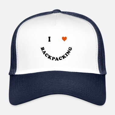 Backpacker Backpacker - Czapka trucker